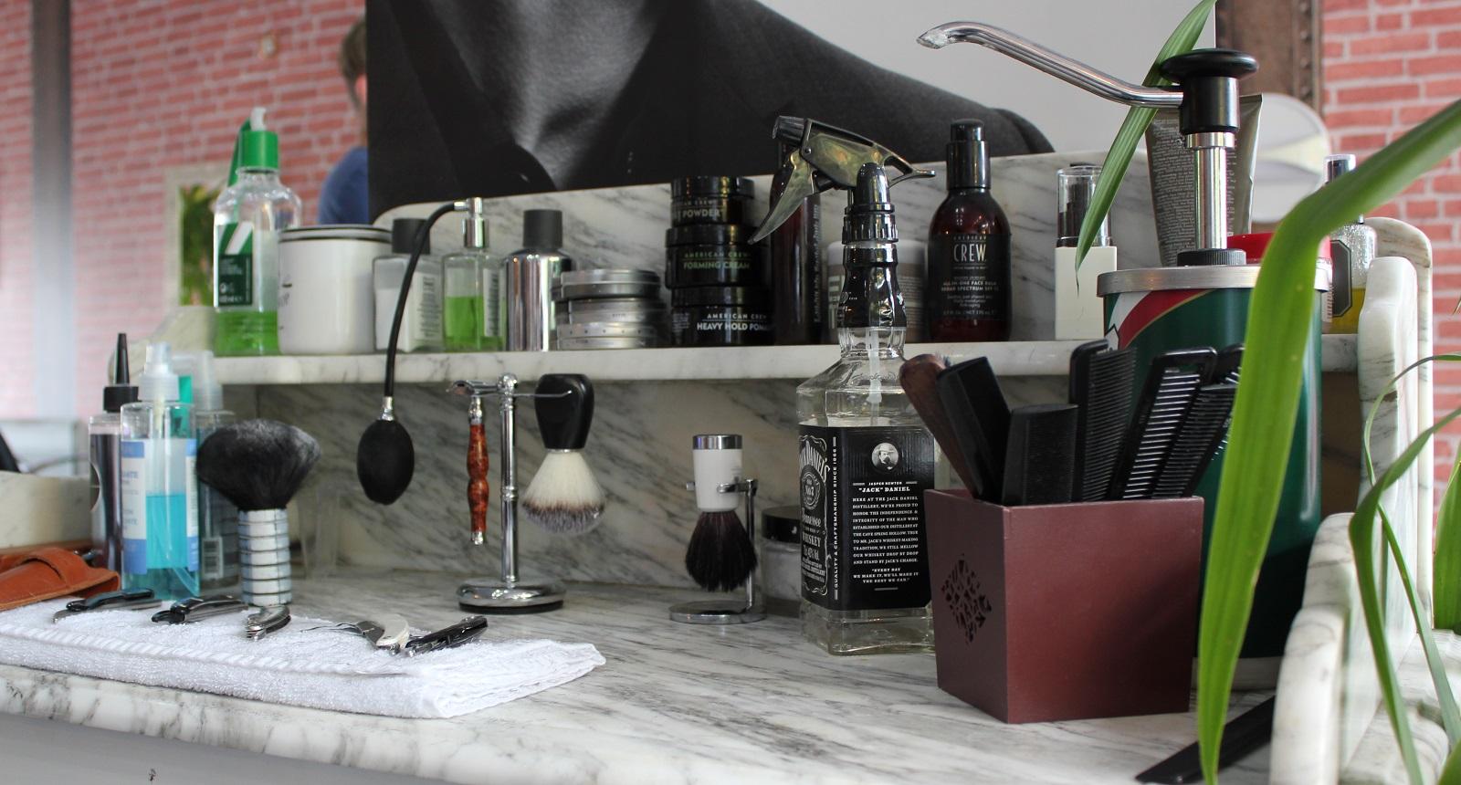 Outils et produits du barbier - Hair N'J Blanquefort